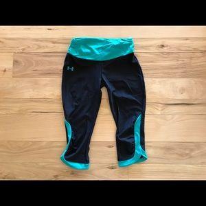 Under Armour Leggings Pants Women's Size M